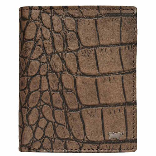 Портмоне Braun Büffel Lisboa коричневого цвета с карманом для монет, фото