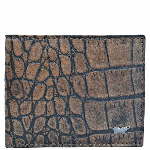 Портмоне Braun Büffel Lisboa коричневого цвета из воловьей кожи, фото