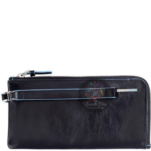 Мужское портмоне Piquadro Blue Square с отделением для кредитных карт, фото
