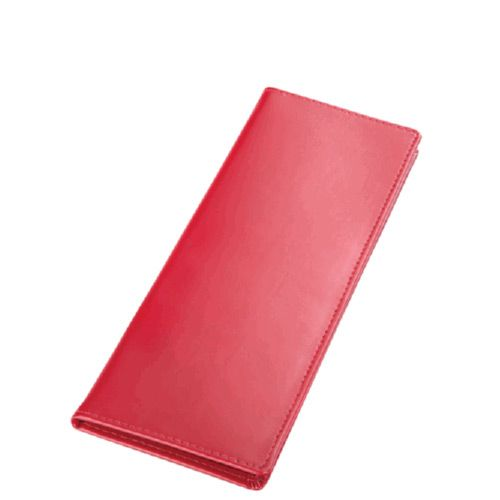 Кредитница Avanzo Daziaro Business Linea красная на 30 карт, фото