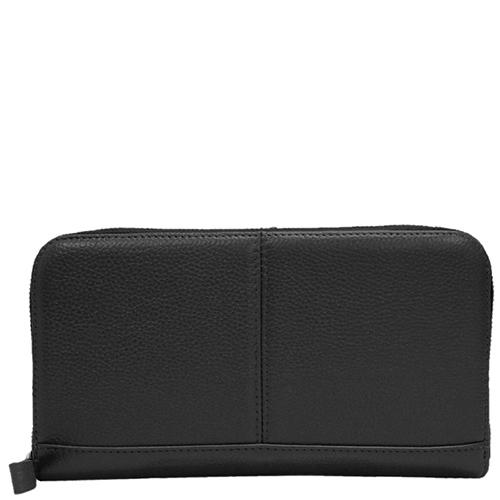 Портмоне Amo Accessori Comfort черного цвета, фото