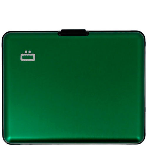 Бумажник Ogon Designs Big stockholm зеленого цвета, фото