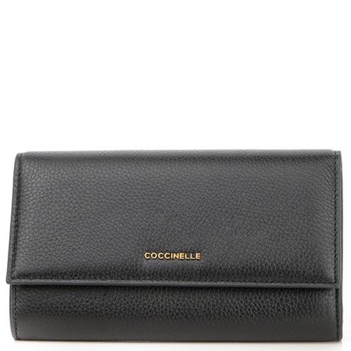 Складной кошелек Coccinelle со съемной цепочкой, фото