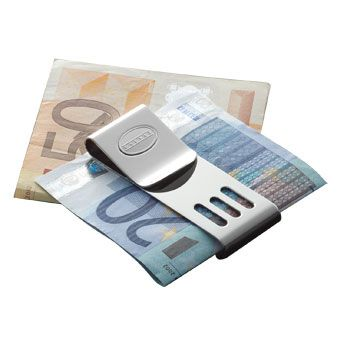 Двойной зажим для денег Dalvey, фото