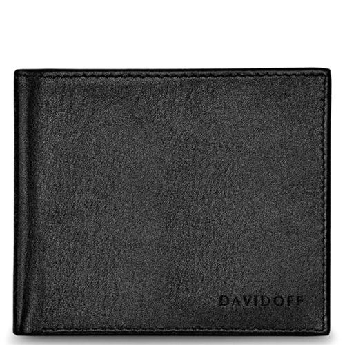 Портмоне Davidoff Essentials из зернистой кожи, фото