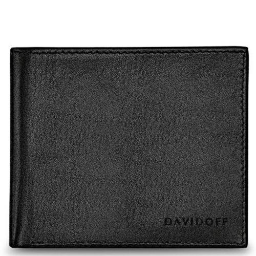 Портмоне Davidoff Essentials с брендовым тиснением, фото