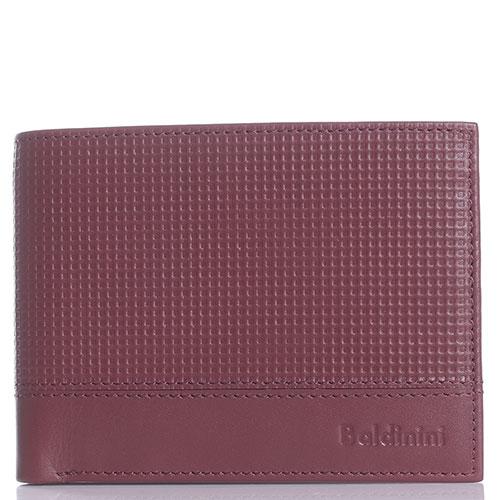 Мужское портмоне Baldinini Luke коричневого цвета, фото
