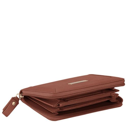 Крупное портмоне на молнии Piquadro Shimmer, фото