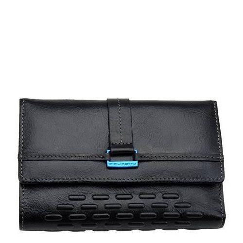 Женское портмоне Piquadro One черное, фото