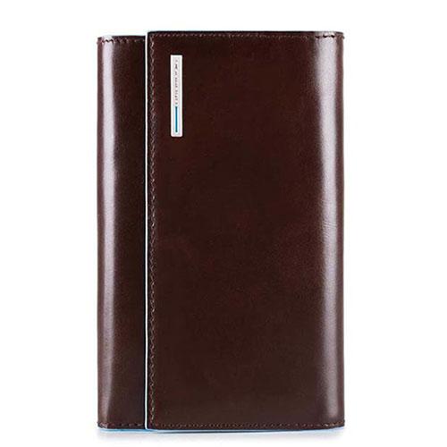 Мужской портмоне Piquadro Bl Square с отделением для 24 кредитных карт, фото