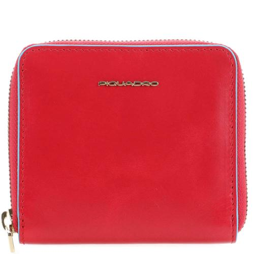 Красное портмоне Piquadro BL Square, фото