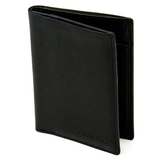 Портмоне Piquadro Bold с RFID защитой коричневого цвета, фото