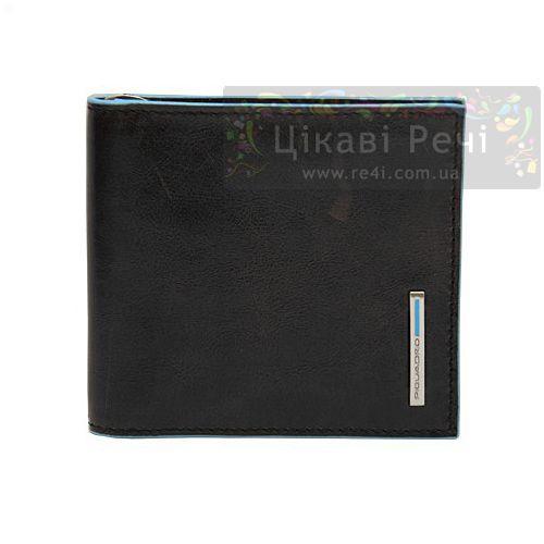 Портмоне Piquadro Blue square с зажимом для банкнот , фото