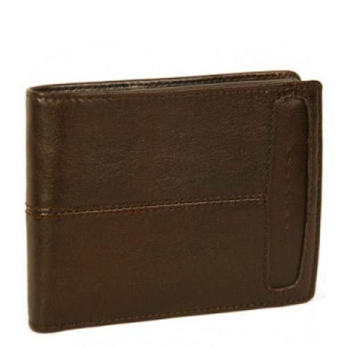 Портмоне Piquadro Link с монетницей коричневое, фото