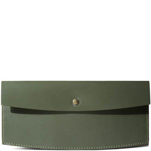 Кейс Moreca Ticketcase для путешествий зеленого цвета, фото