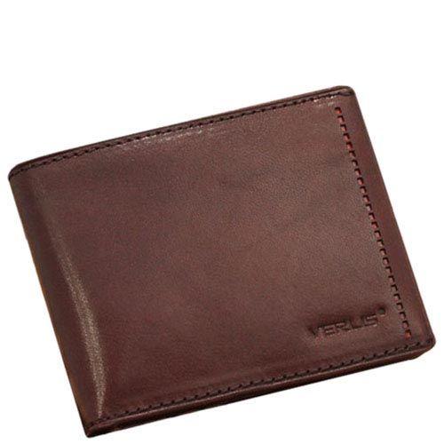 Небольшое кожаное портмоне Verus Mon из гладкой кожи, фото