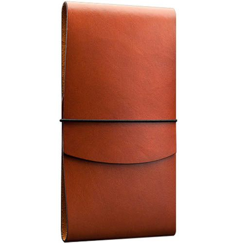 Портмоне Moreca Origami коричневого цвета, фото