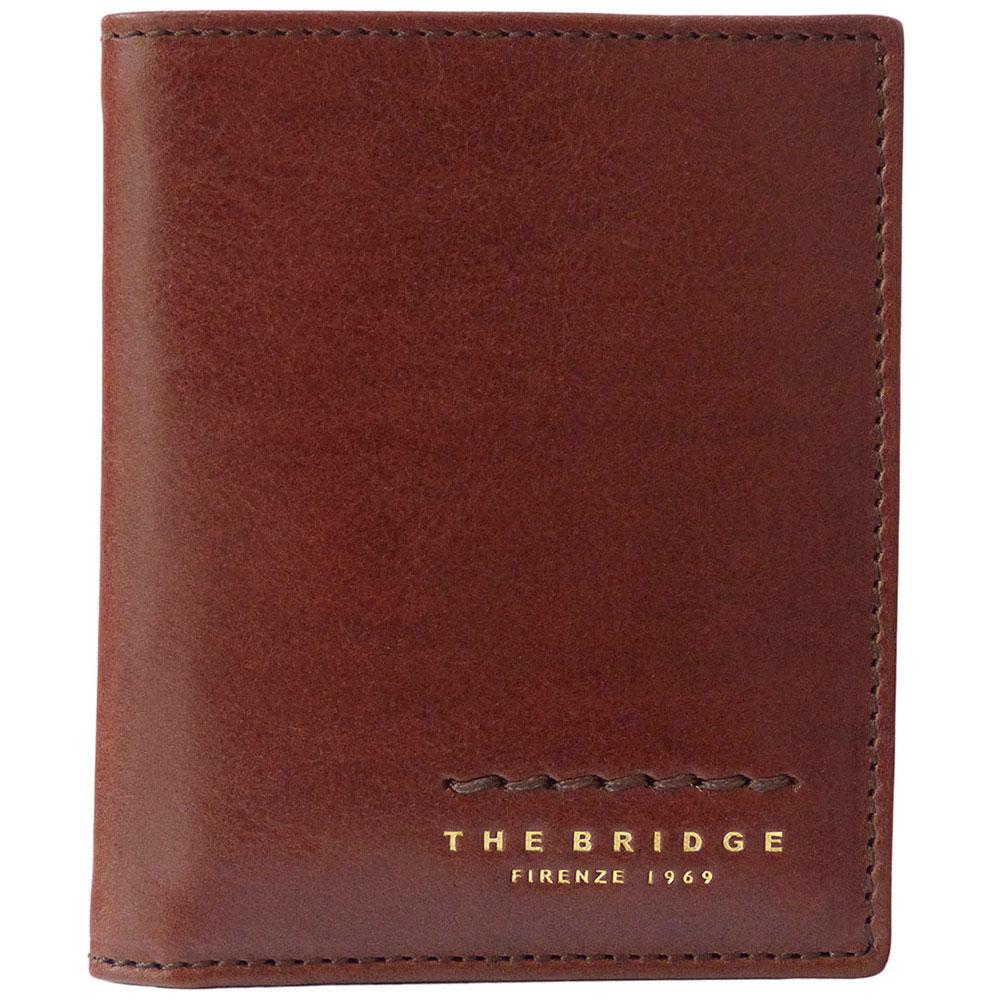 Кардхолдер The Bridge Fitzroy коричневого цвета