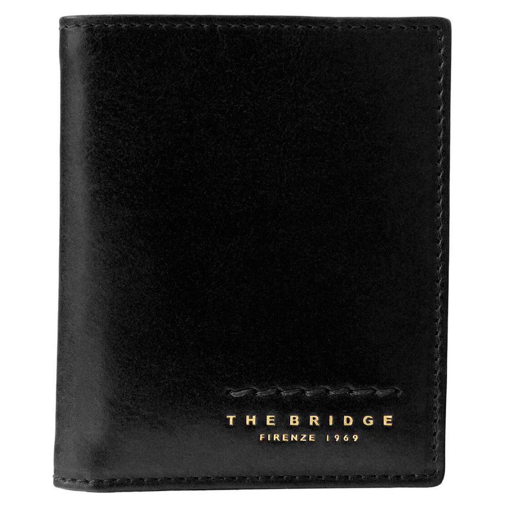 Футляр для кредитных карт The Bridge Fitzroy черного цвета