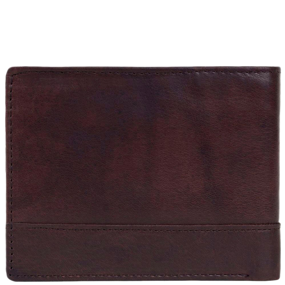 Мужское портмоне Spikes&Sparrow темно-коричневого цвета