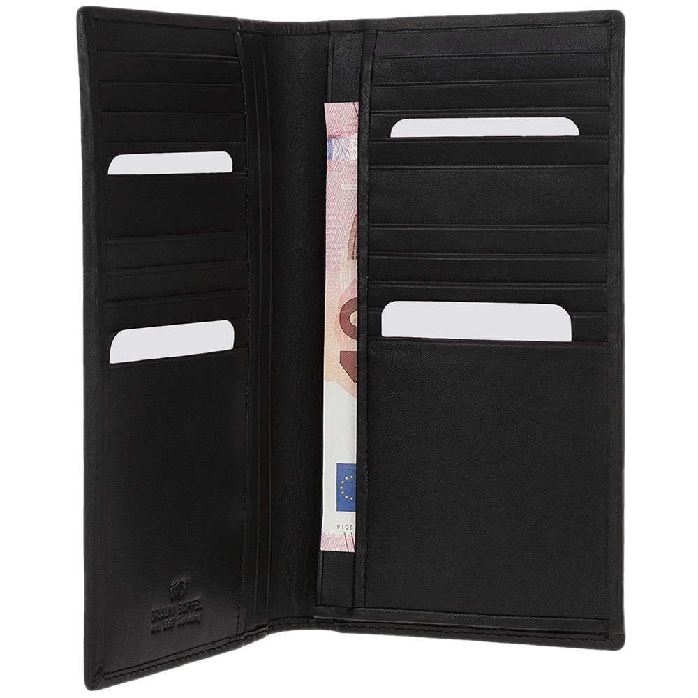 Портмоне Braun Bueffel Luzern с отделением для кредитных карт