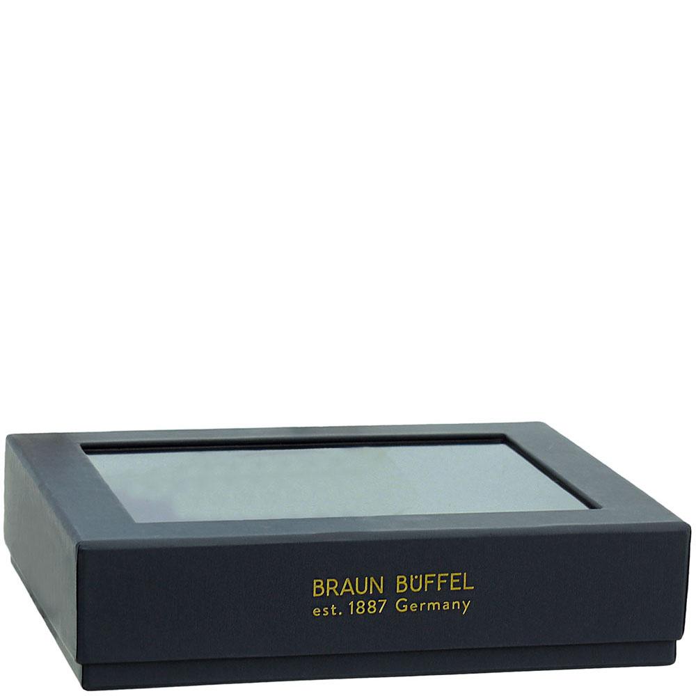 Портмоне черного цвета Braun Bueffel Terra