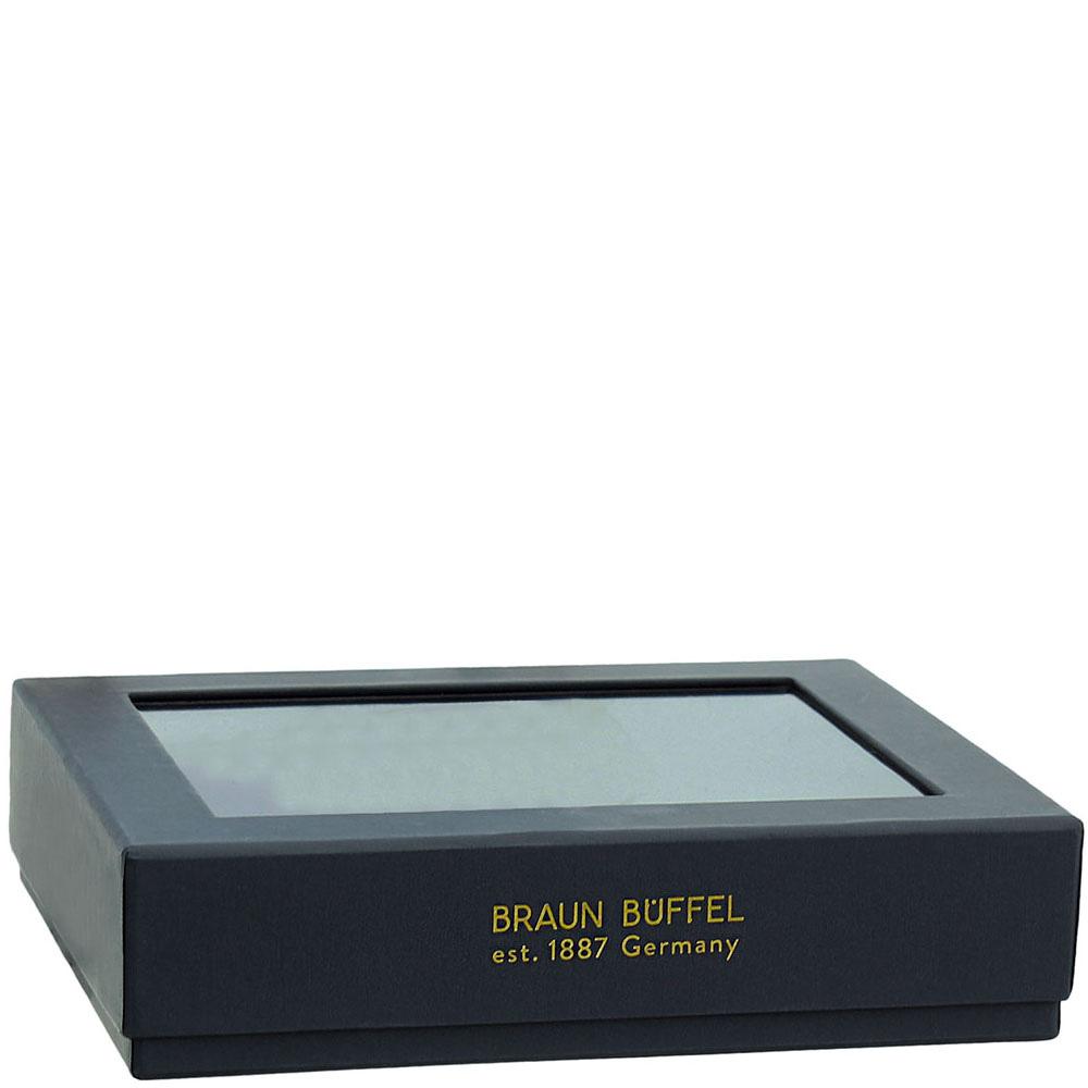 Портмоне Braun Bueffel Venice коричневого цвета