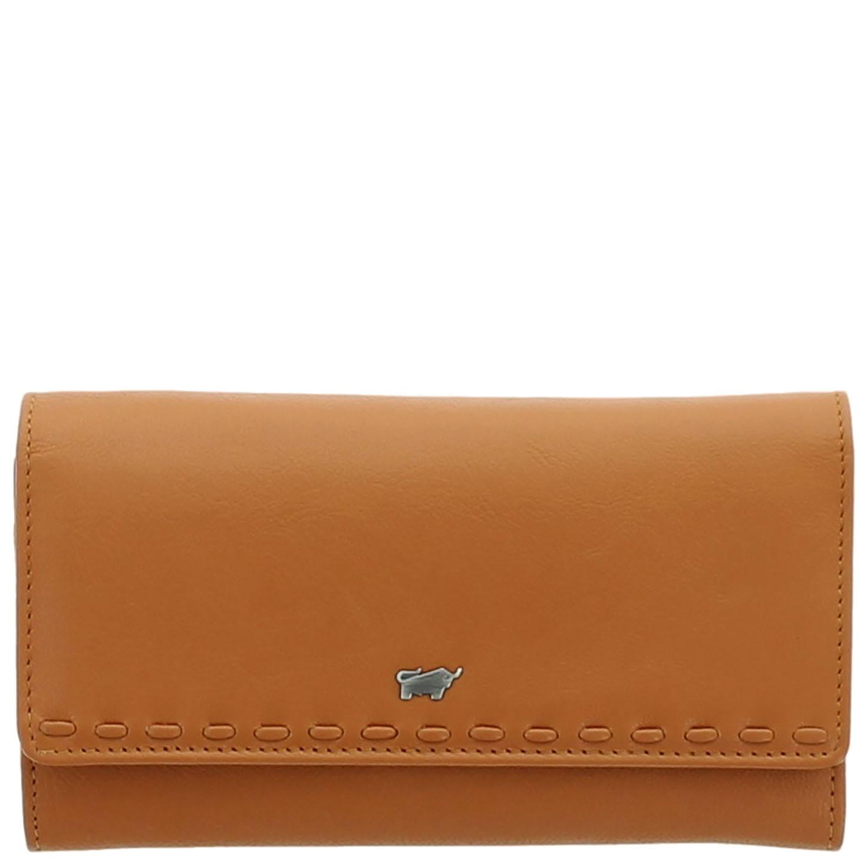 Горизонтальное портмоне Braun Bueffel Soave светло-коричневого цвета