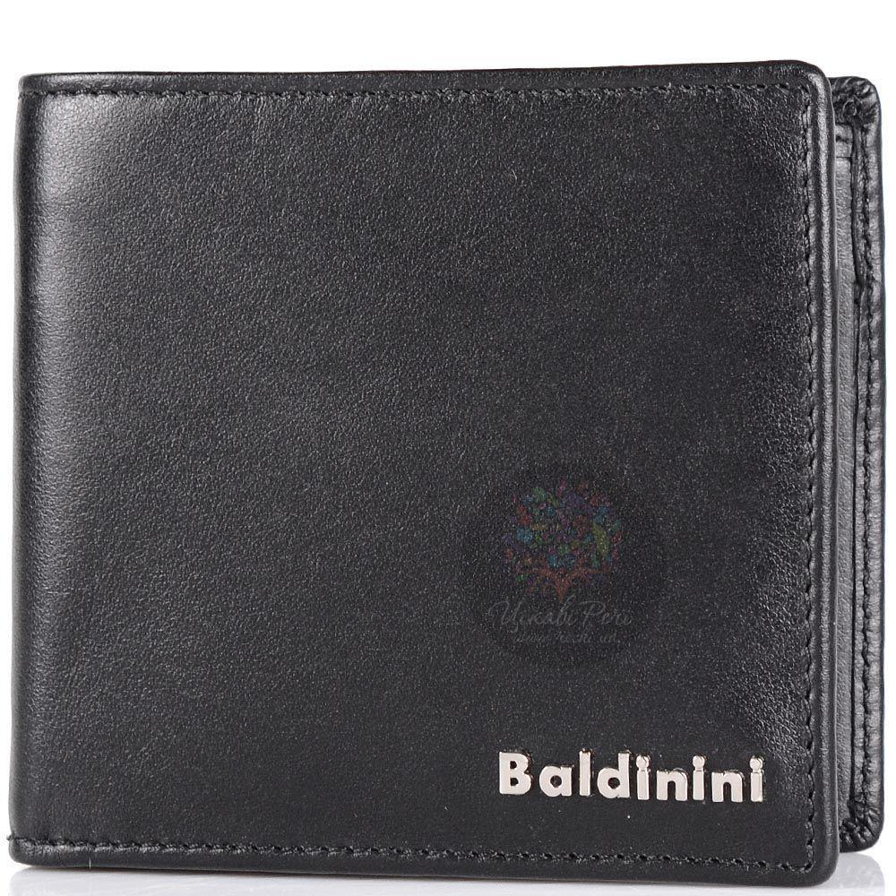 Портмоне мужское Baldinini из гладкой кожи