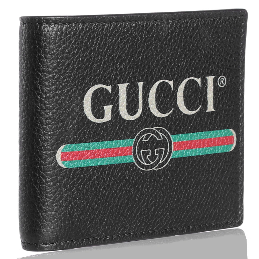 Портмоне Gucci с брендовым логотипом