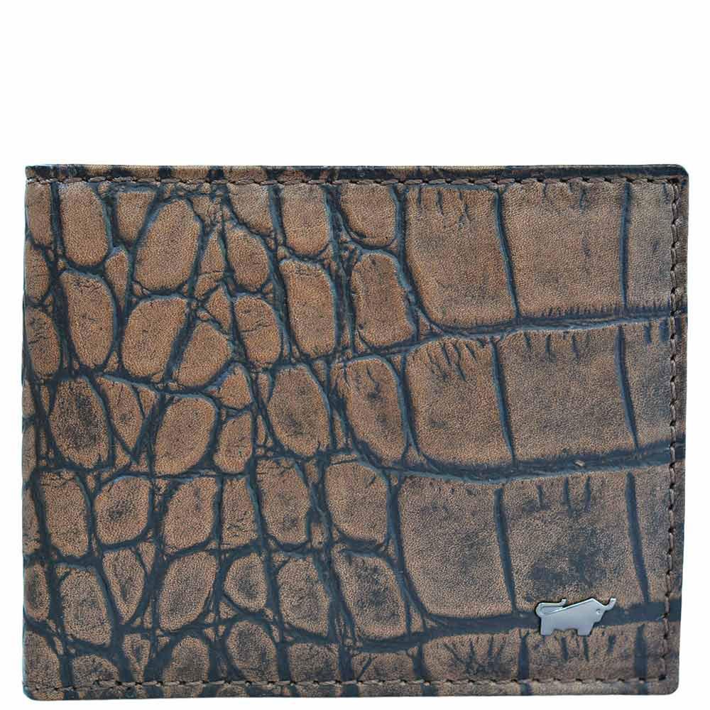 Портмоне Braun Büffel Lisboa коричневого цвета из воловьей кожи