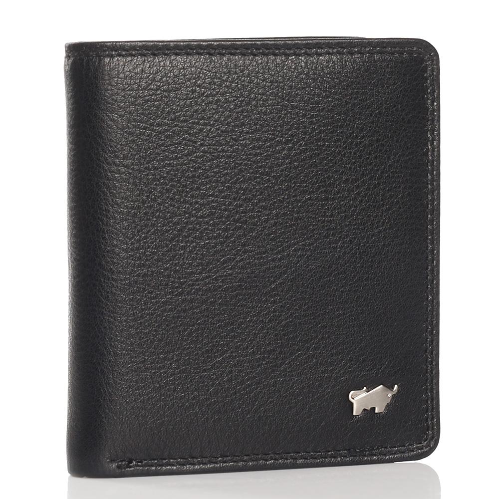 Мужское портмоне Braun Bueffel Golf 2.0 черного цвета