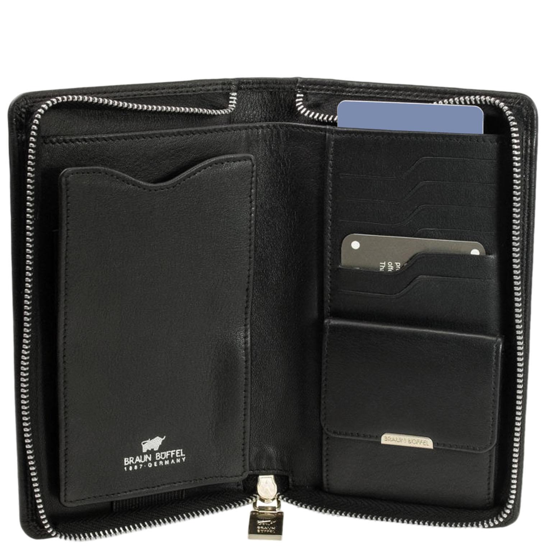 Портмоне Braun Bueffel Golf с карманом для смартфона
