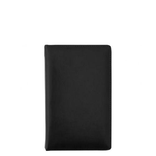 Визитница Avanzo Daziaro Business Linea настольная черная на 168 визиток