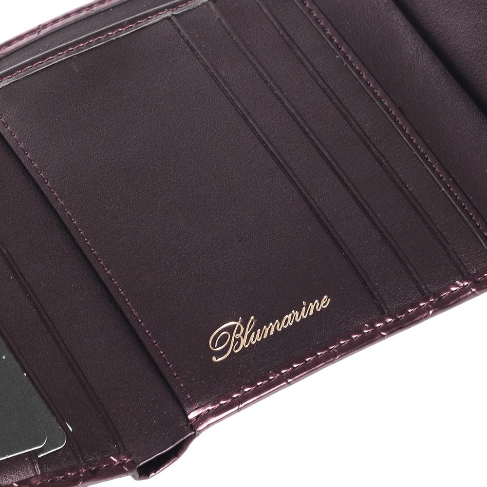 Портмоне Blumarine B Glamorous с фирменным тиснением