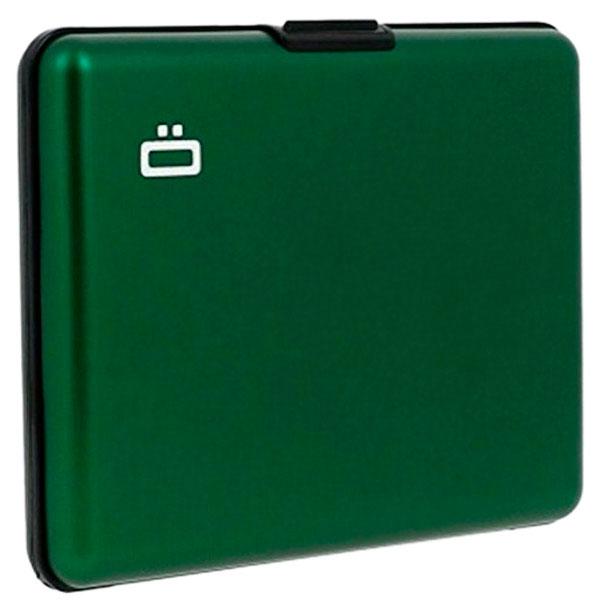 Бумажник Ogon Designs Big stockholm зеленого цвета