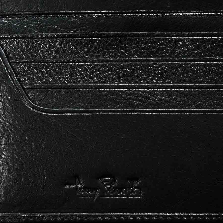 Вертикальное портмоне Tony Perotti Giugiaro из натуральной зернистой кожи