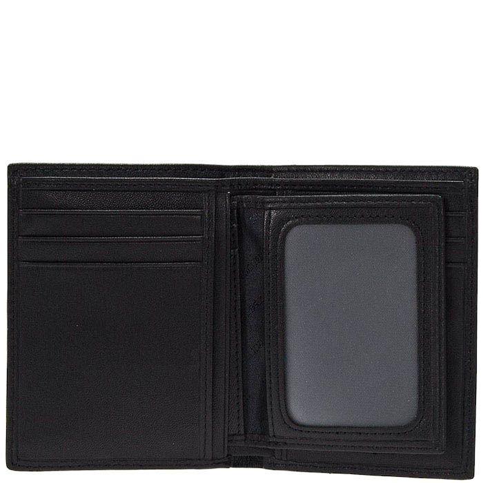 Вертикальное кожаное портмоне Miguel Bellido Classic со съемной кредитницей