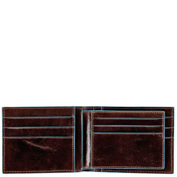 Портмоне Piquadro Blue square с отделением для документов