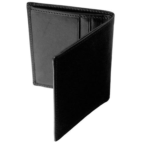 Футляр для кредитных карт The Bridge Fitzroy черного цвета, фото
