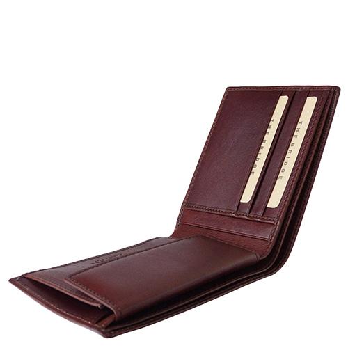 Мужское портмоне The Bridge Fitzroy коричневого цвета, фото