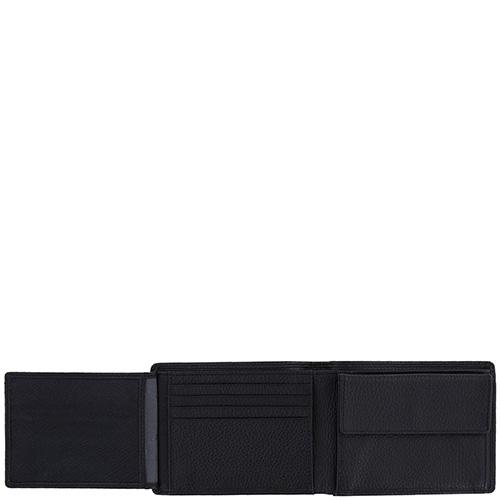 Портмоне черного цвета Braun Bueffel Terra, фото