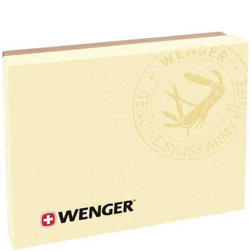 Кардхолдер Wenger 2-17BK мужской черного цвета, фото