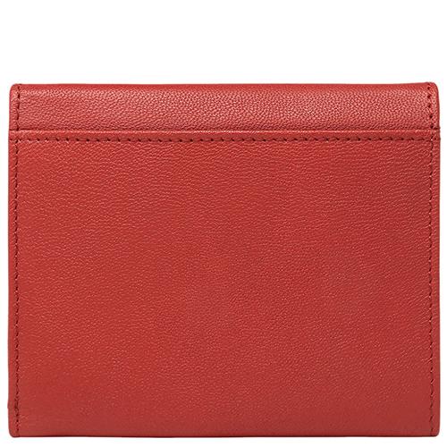 Портмоне Braun Bueffel Soave красного цвета, фото
