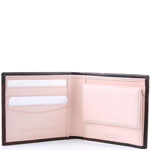 Портмоне Paul Smith камуфляжной раскраски горизонтальное, фото