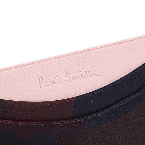 Кардхолдер Paul Smith камуфляжной расскраски, фото