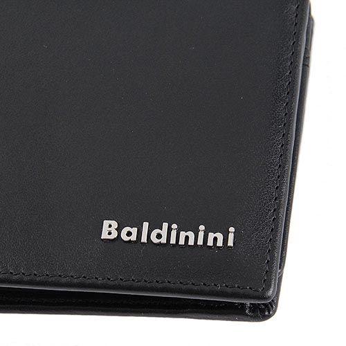 Портмоне Baldinini Boris мужское из гладкой кожи, фото