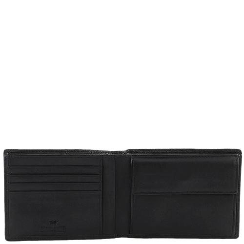 Мужское портмоне Braun Bueffel Varese черного цвета, фото