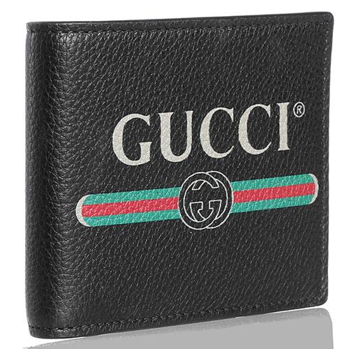 Портмоне Gucci с брендовым логотипом, фото