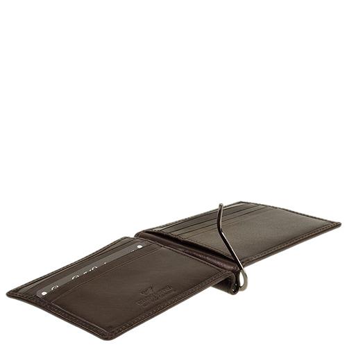 Портмоне Braun Bueffel Arezzo темно-коричневого цвета, фото
